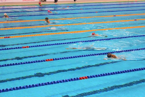 breaststroke competitive swimming singapore