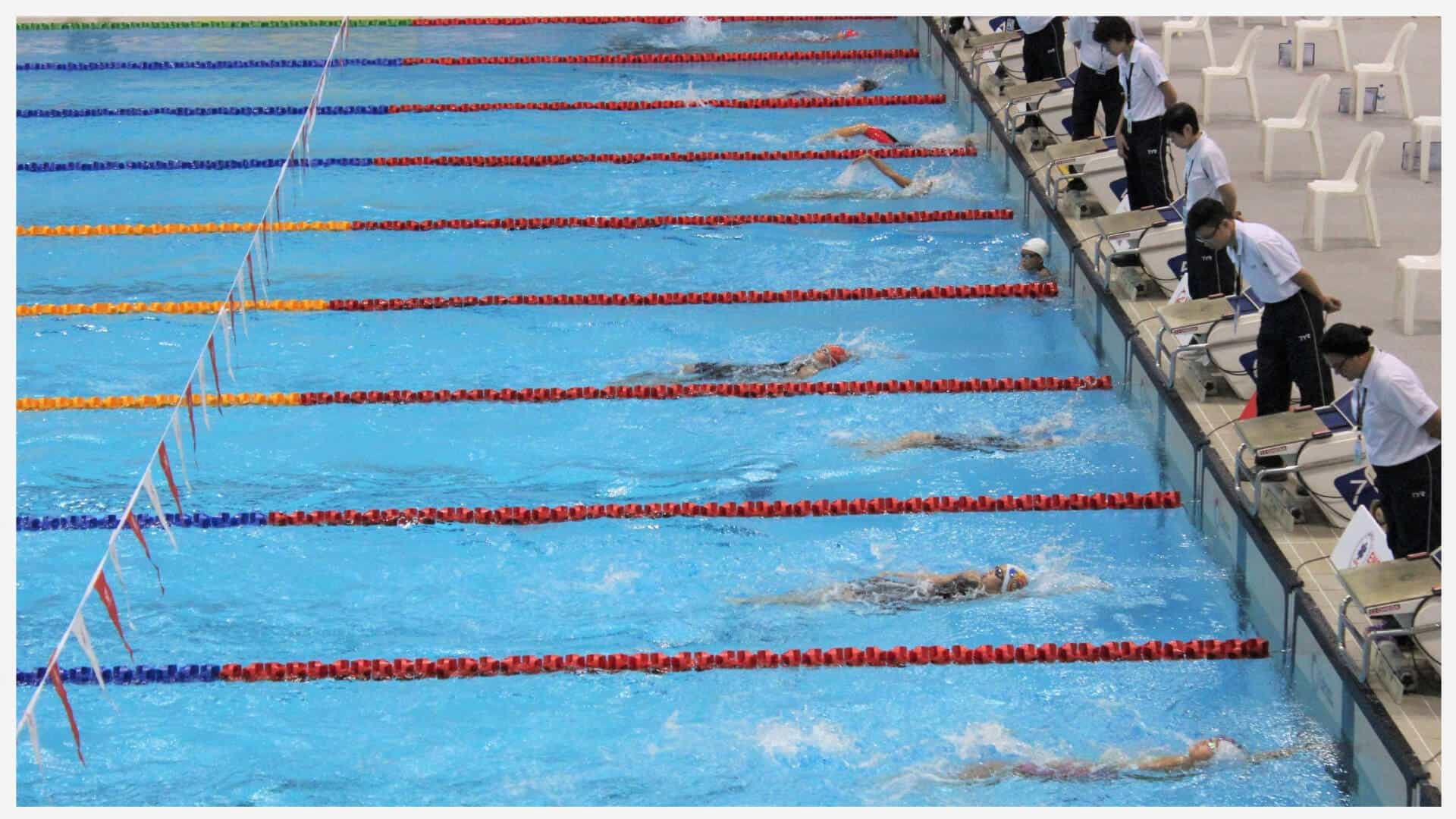 SNAG competitive swimming singapore