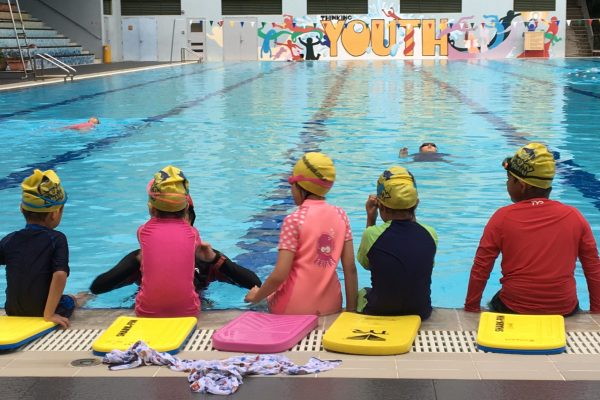 group swimming lessons for children singapore