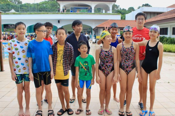 OCC competitive swimming singapore